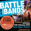 Battle of the School Bands 2018!